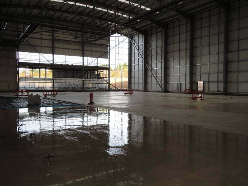 Liquid Floor Screed » Liquid Screed Floor 3 SML