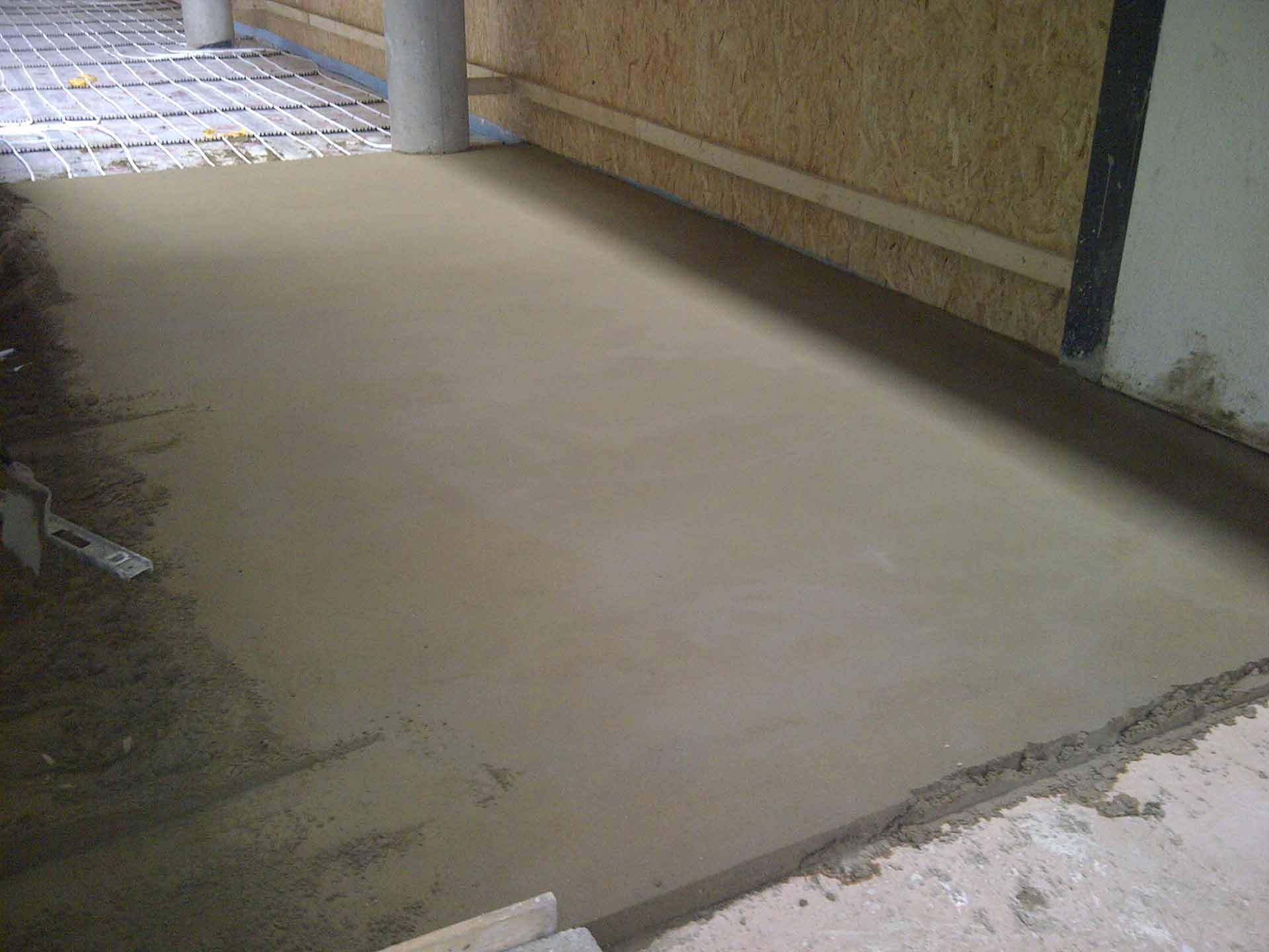 Sand And Cement Screed Commercial Amp Domestic Screed