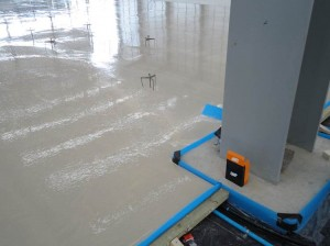 Liquid Floor Screed 4 SML